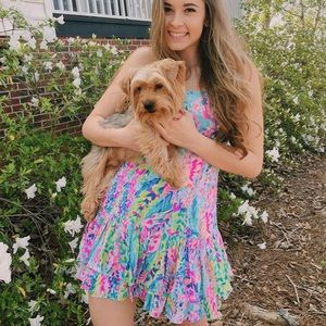 Lilly Pulitzer Dress only worn once on Easter!